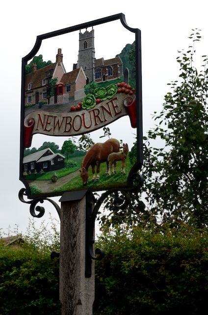Newbourne Parish Council